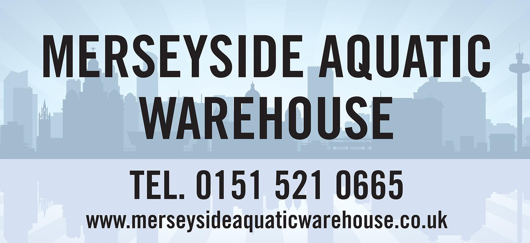 Merseyside Aquatic Warehouse, UK