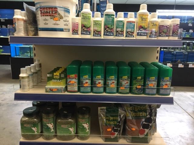 Merseyside Aquatic Warehouse - Pond Suppliers